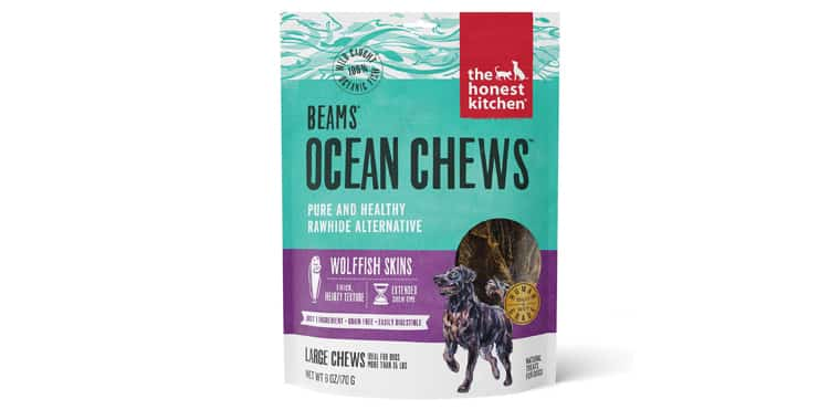 The Honest Kitchen Beams Grain-Free Dog Chew Treats