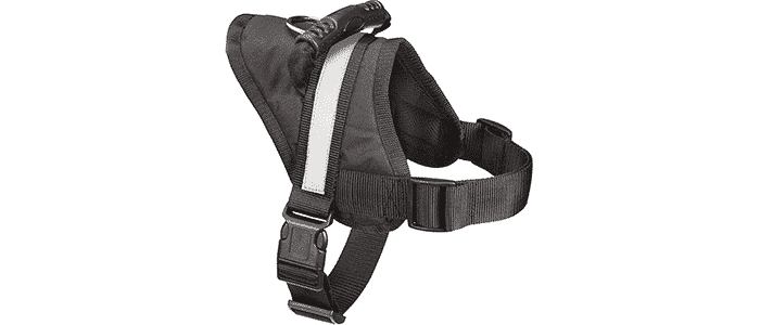 expawlorer big dog soft reflective no pull harness