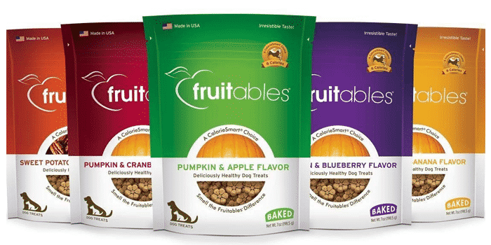 Fruitables Pumpkin Dog Treats