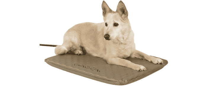 kh pet products lectro-soft outdoor heated bed