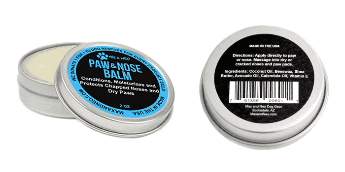 Max and Neo Paw and Nose Balm with Calendula