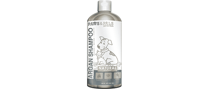 paws pals natural dog-shampoo and conditioner