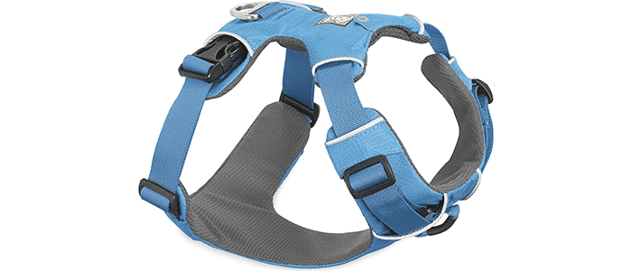ruffwear - front range no-pull dog harness with front clip