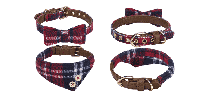 StrawberryEC Puppy Collars for Small Dogs