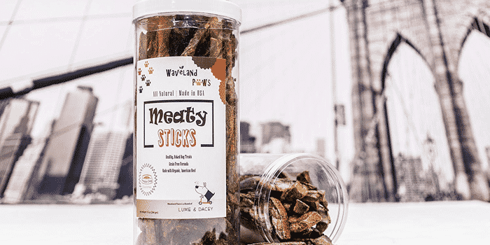 Waveland Paws Organic Dog Treats