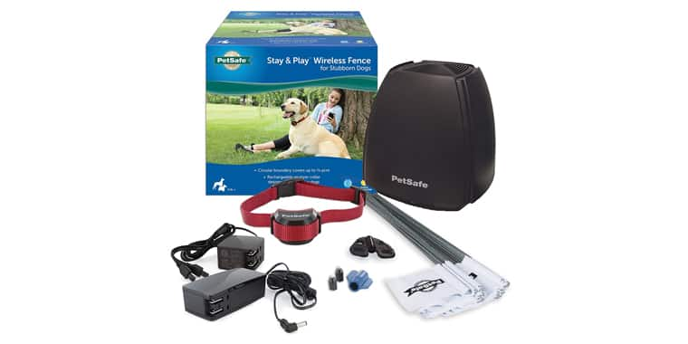 PetSafe Stay Play Wireless Fence for Stubborn Dogs