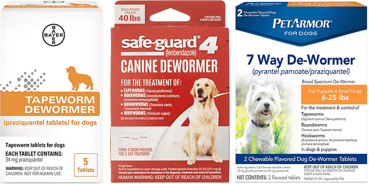 9 Best Dog Dewormers in 2020