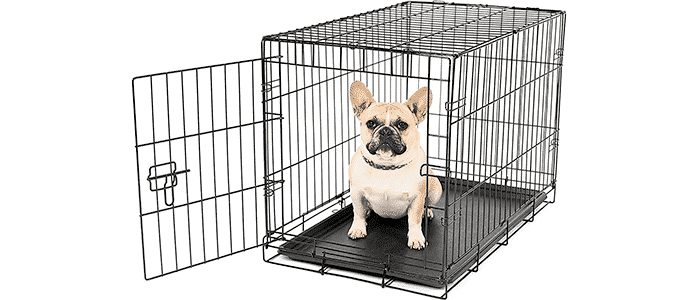 carlson pet products foldable metal dog crate