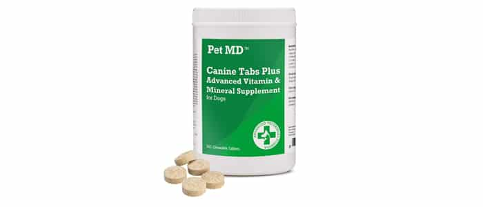 Pet MD - Canine Tabs Plus