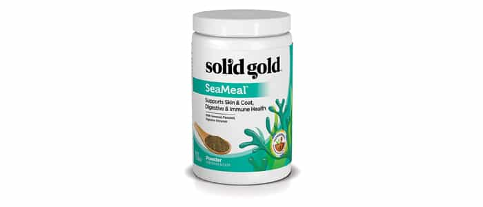 Solid Gold SeaMeal Kelp-Based Supplement