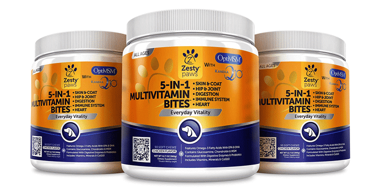 11 Best Dog Vitamins in 2019