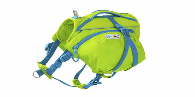 Outward Hound Crest Stone Explore Dog Backpack