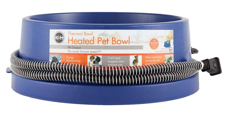 KH Pet Products Thermal Bowl