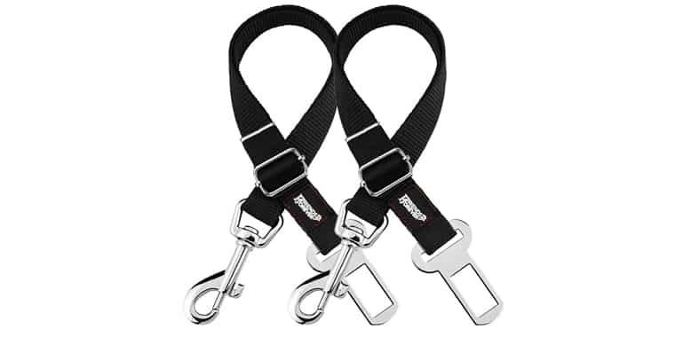 Friends Forever Cat Car Dog Seat Belt