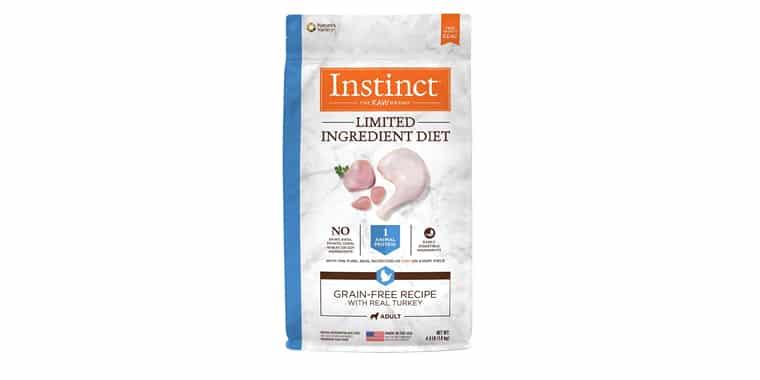 Instinct Limited Ingredient Diet Grain Free Dog Food