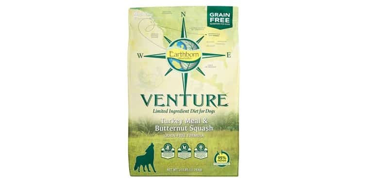 Earthborn Holistic Venture Grain-Free Dry Dog Food