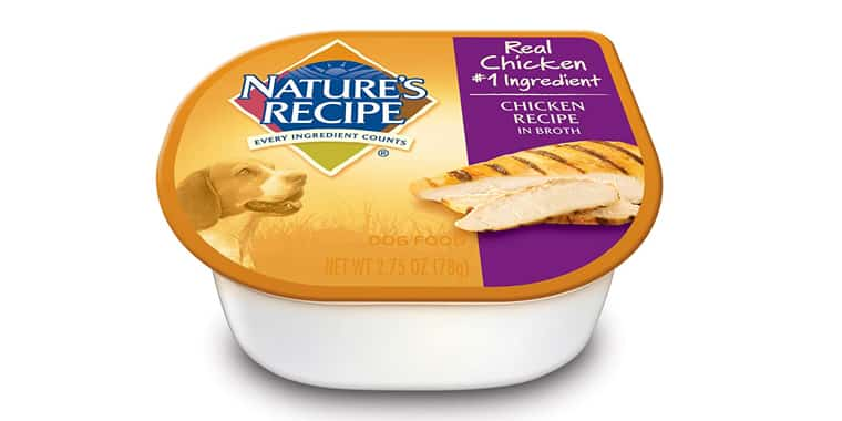 Natures Recipe Wet Dog Food
