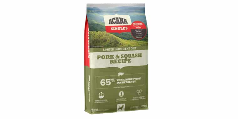 Acana Singles Limited Ingredient Dry Dog Food