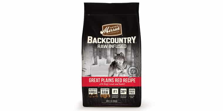 Merrick Backcountry Grain-Free Dry Dog Food Recipes