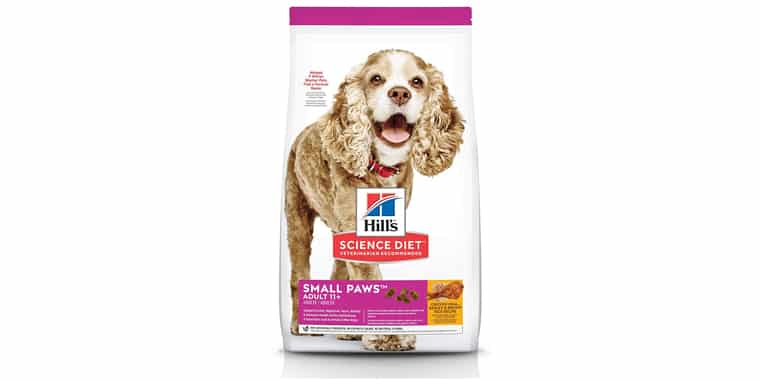Hill's Science Diet Dry Dog Food, Adult 11+ for Senior Dogs