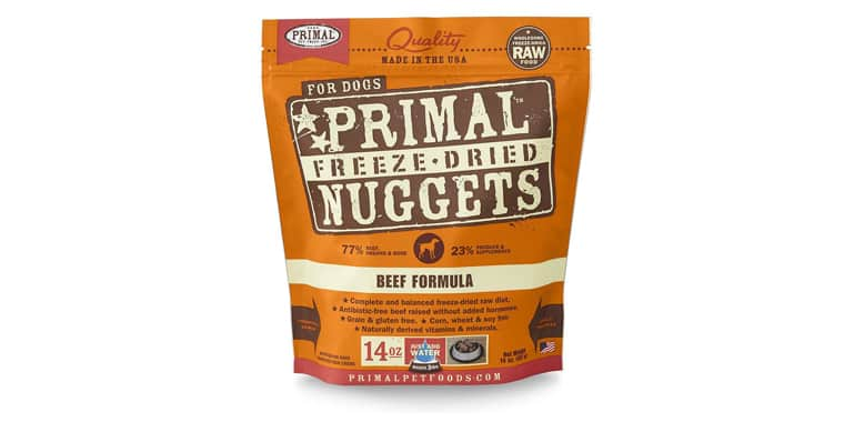 Primal Pet Foods Primal Freeze-Dried Dog Food