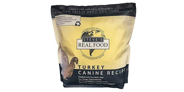 Steves Real Food Freeze-Dried Raw Nuggets
