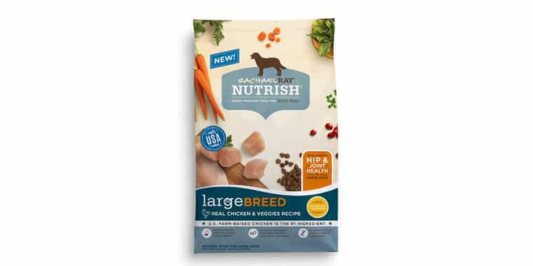Rachael Ray Nutrish Dry Dog Food Large Breed