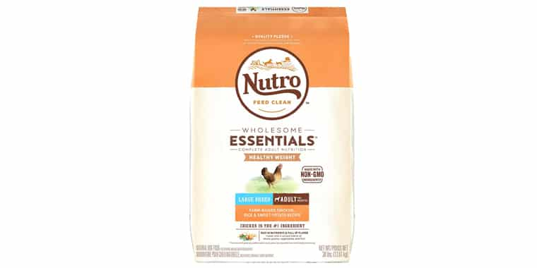 Nutro Natural Healthy Weight Adult Dry Dog Food