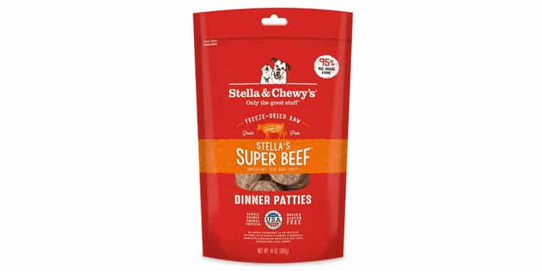 Stella and Chewys Freeze-Dried Raw Dog Food