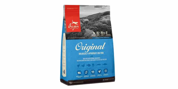 ORIJEN Original High-Protein Grain-Free Dry Dog Food