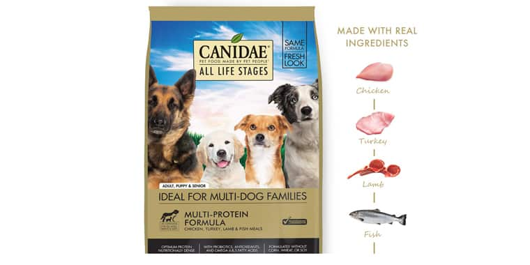 CANIDAE All Life Stages