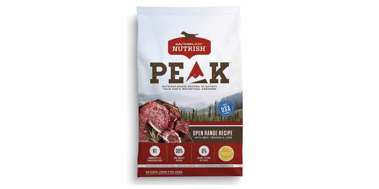 Rachael Ray Nutrish PEAK Natural Dry Dog Food