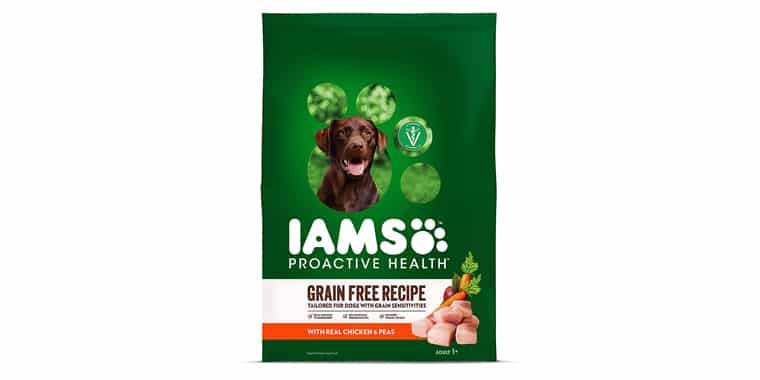 Iams Proactive Health Adult Grain Free Dog Food