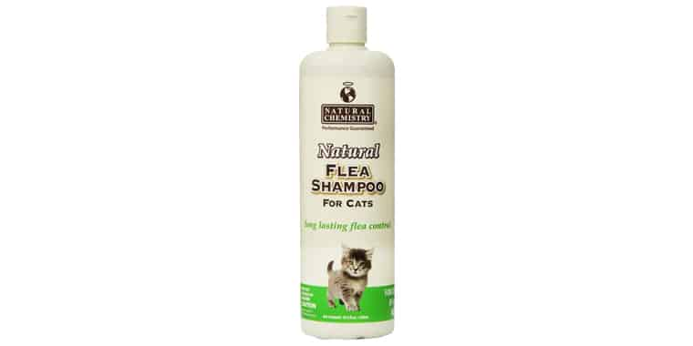 Natural Chemistry Flea Shampoo for Cats and Kittens