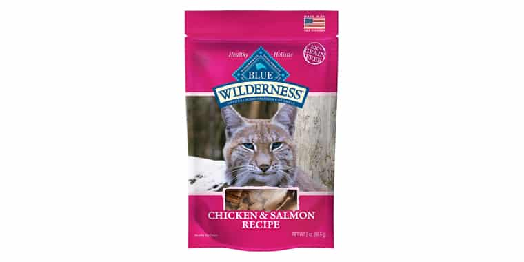 Blue Buffalo Wilderness Grain Free Cat Treats