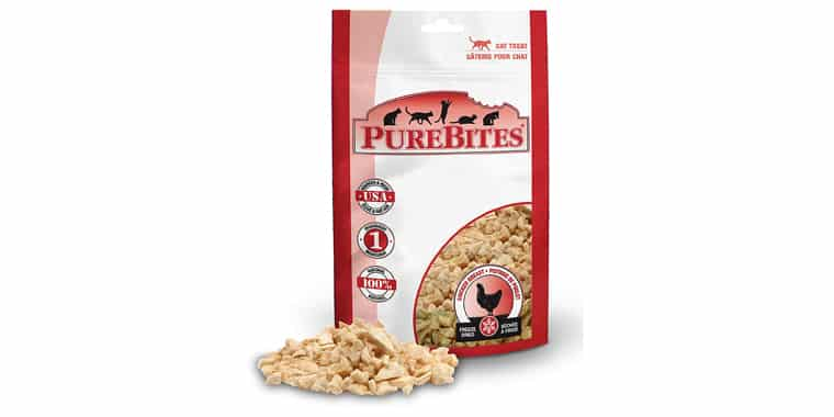 PureBites Chicken Breast Freeze-Dried Treats