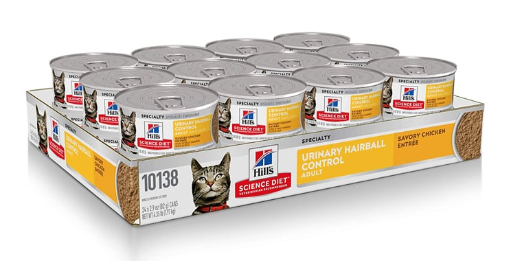 Hill's Science Diet Wet Cat Food