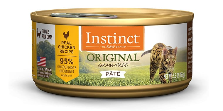 Instinct Original Grain Free Wet Canned Cat Food