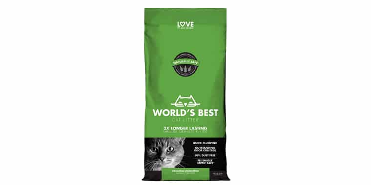 Worlds Best Cat Litter Original