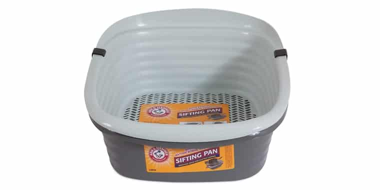 Pet Mate Arm and Hammer Large Sifting Litter Pan