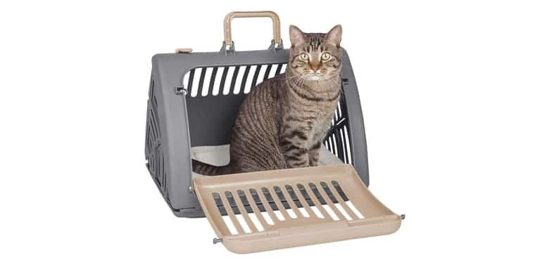 Sport Pet Foldable Travel Cat Carrier