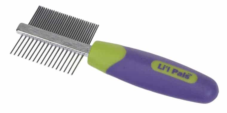 LilPals Double-Sided Dog Comb